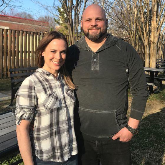 Adoptive Family - Corey & Katie