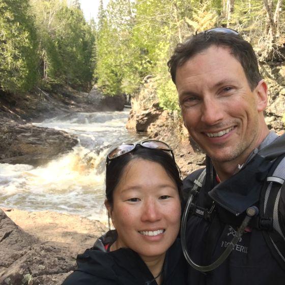 Adoptive Family - Scott & Margo