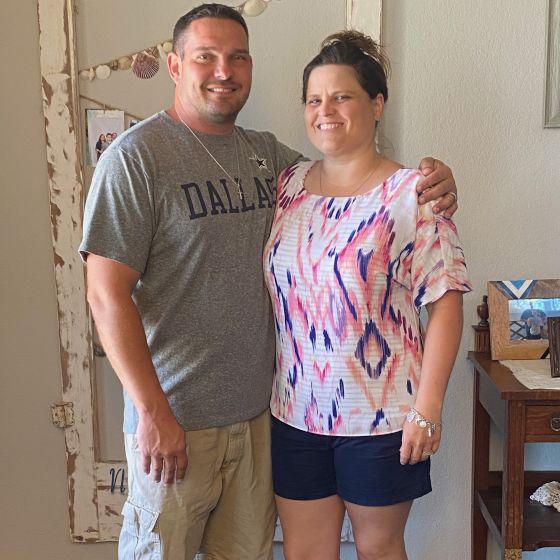 Adoptive Family - Chace & Melisa