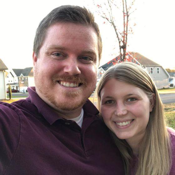 Adoptive Family - Ross & Meggan