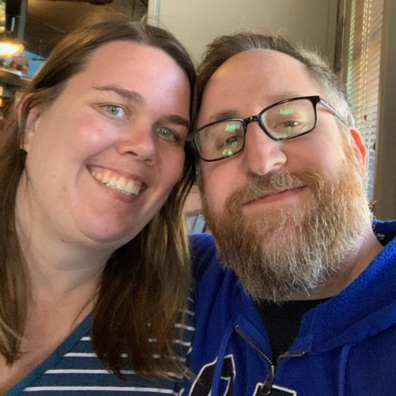 Adoptive Family - Nate & Michelle