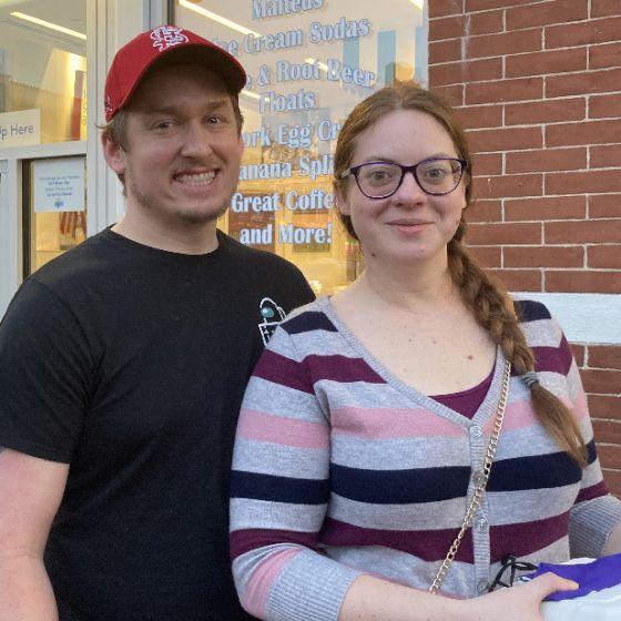 Adoptive Family - Mitchell & Stephanie