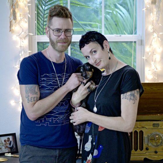 Adoptive Family - Travis & Kasandra