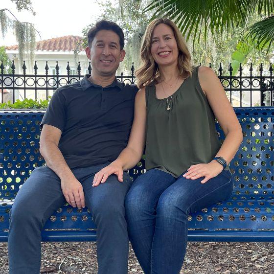 Adoptive Family - Glenn & Melissa