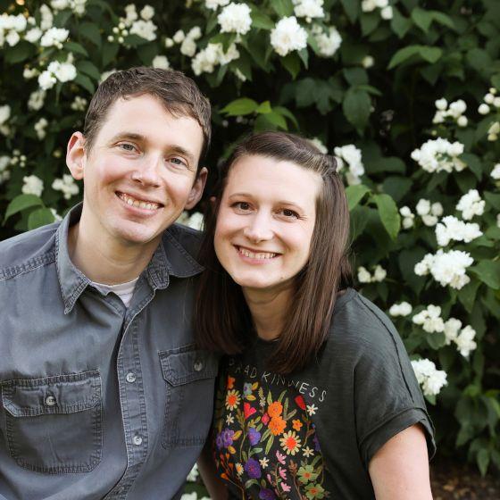 Adoptive Family - Ben & Jessica