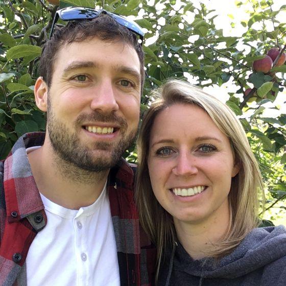 Adoptive Family - Matt & Rachel