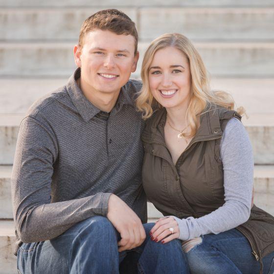 Adoptive Family - Josh & Alison