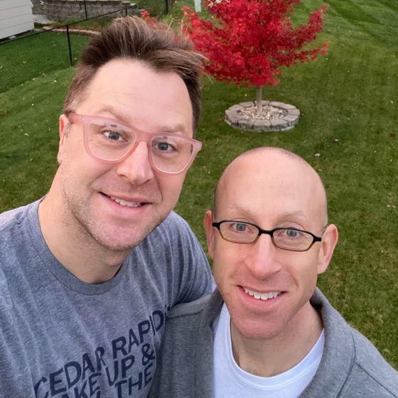 Adoptive Family - Matthew & Lucas