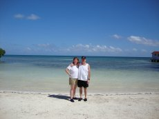 Adoptive Family Photo: In Beautiful Belize, click to view bigger version