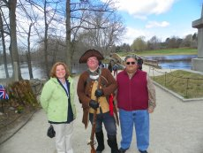 Adoptive Family Photo: Learning About the Revolutionary War in Boston, click to view bigger version