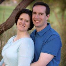 Our Waiting Family - David & Tanya
