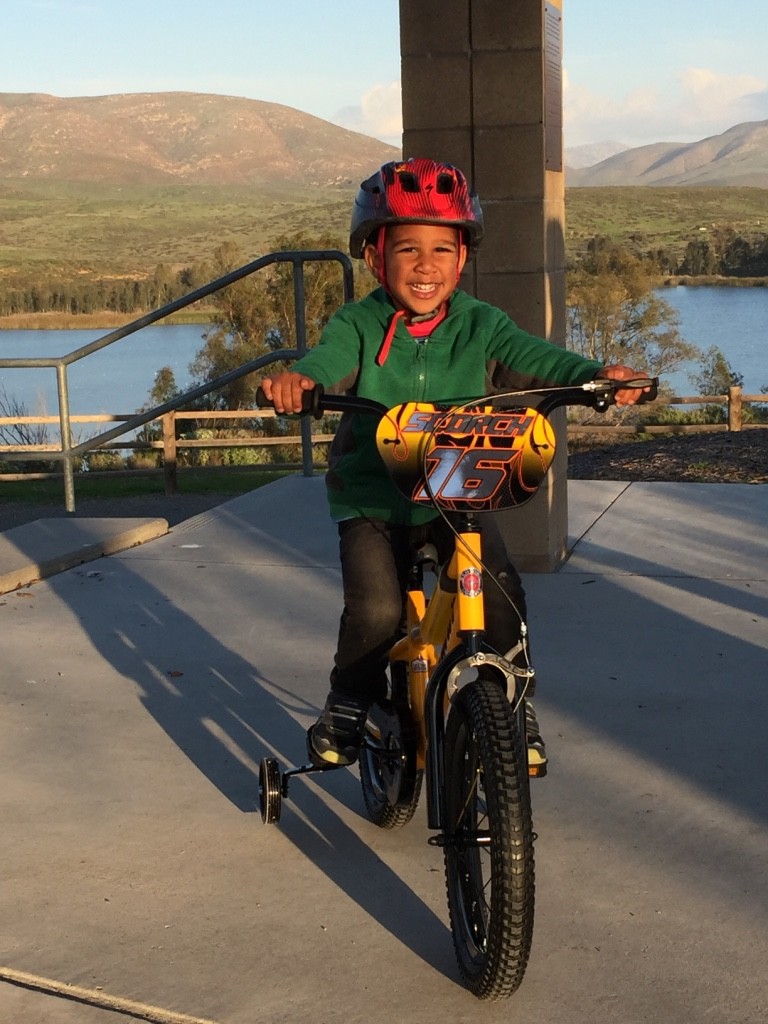 Big Boy Bike!