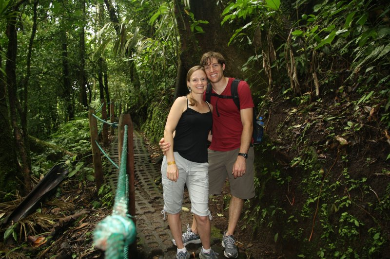 Costa Rican Rainforest Hike