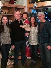 Adoptive Family Photo: Merry Christmas!, click to view bigger version