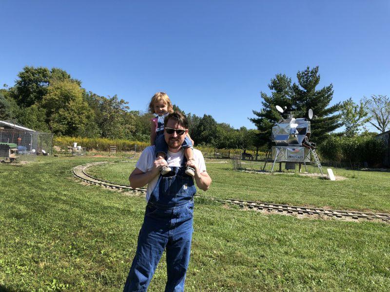 Trip to the Apple Farm