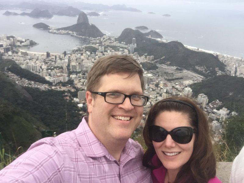 Awesome View of Rio de Janeiro