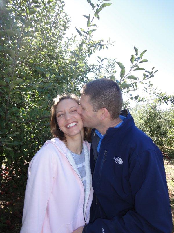 Sneaking a Kiss