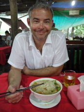Adoptive Family Photo: Tasting the Local Cuisine in Cambodia, click to view bigger version