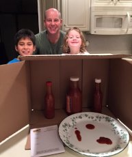 Adoptive Family Photo: Ready for a Homemade Hot Sauce Competition - Bring it On!, click to view bigger version