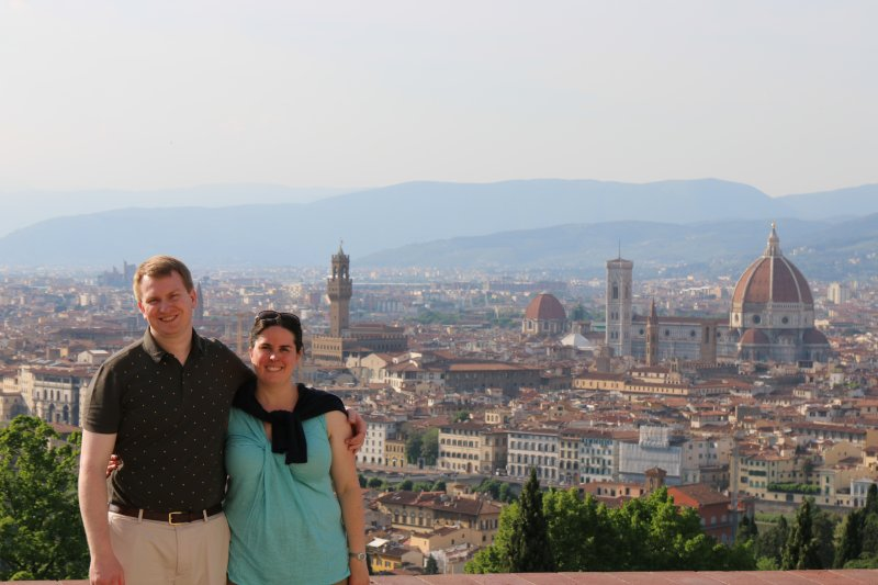 Together in Florence