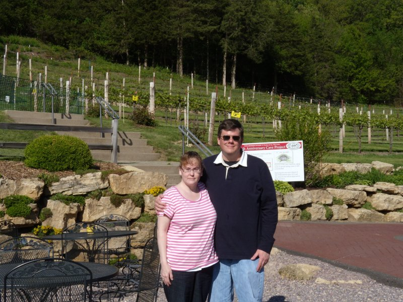 Touring a Winery