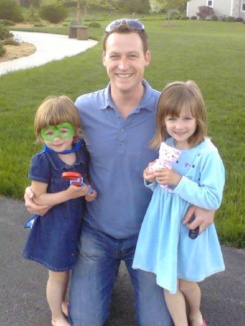 Dan With Our Nieces
