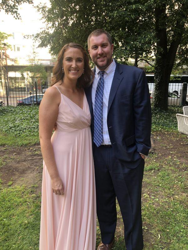At a Friend's Wedding