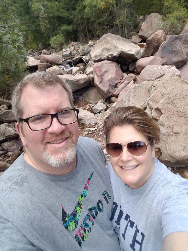 We Love to Hike!