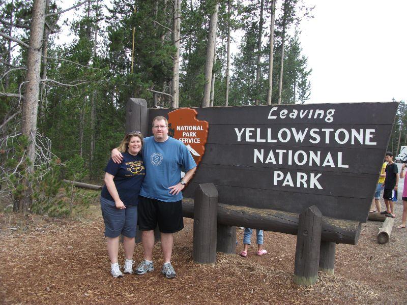 Exploring Yellowstone