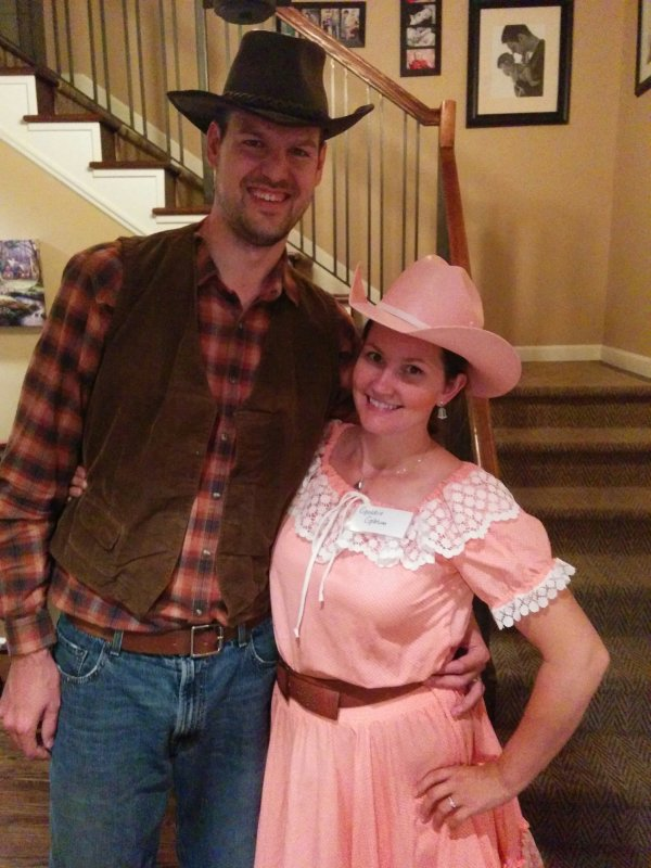 Western-Themed Murder Mystery Party