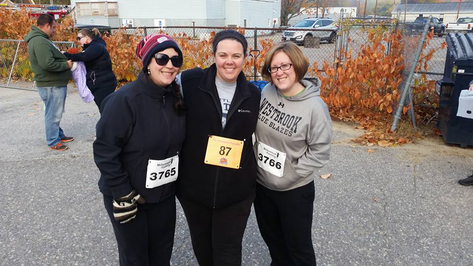 5k with Friends