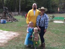 Adoptive Family Photo: Happy Halloween!, click to view bigger version