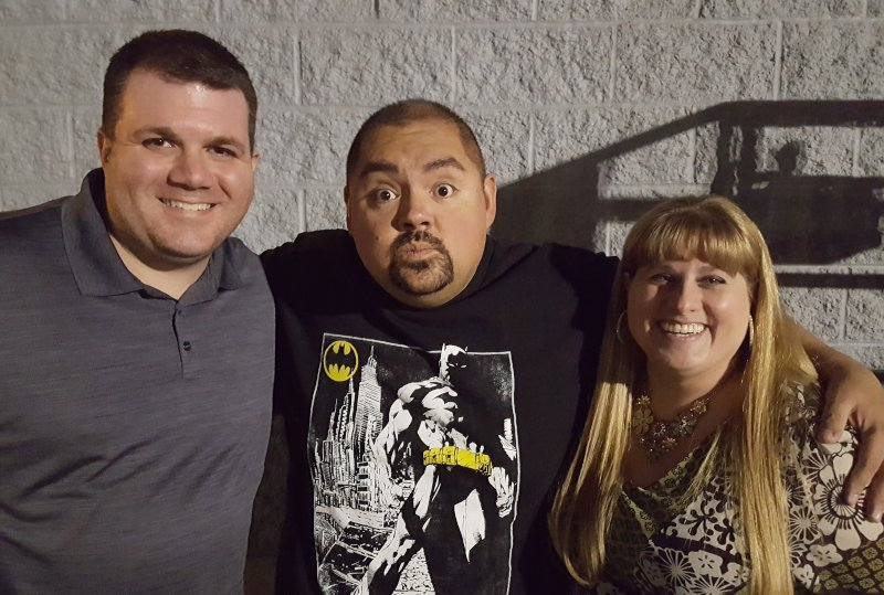 Meeting Gabriel Iglesias