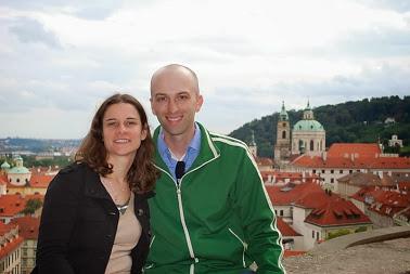 All Smiles in Prague
