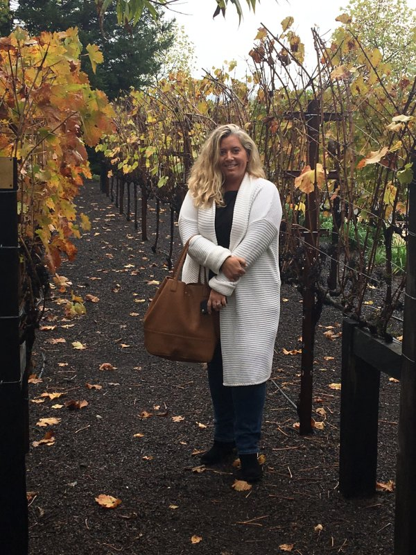 Weekend in Napa