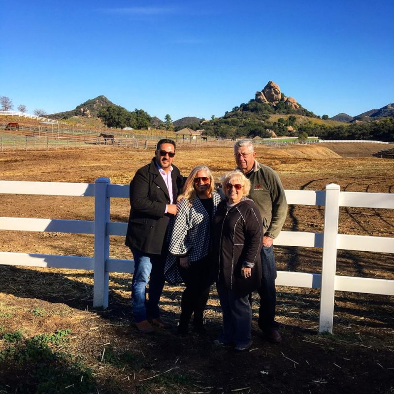 Exploring the Malibu Canyons with Susan's Parents