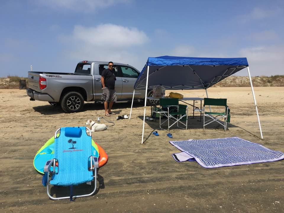 Just Another Beach Day - We Love Living in California!