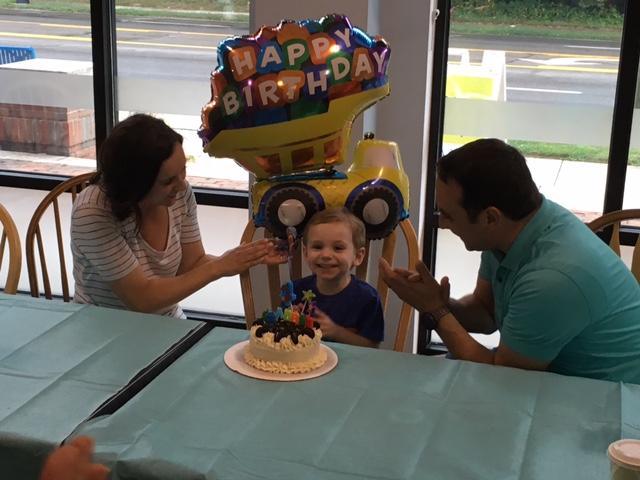 Happy Birthday, Abram!