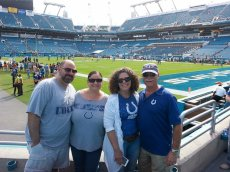 Adoptive Family Photo: Let's Go Colts!, click to view bigger version
