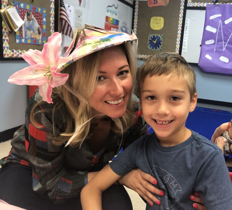 Mom's Day at School