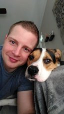 Adoptive Family Photo: Butters & Bryce Selfie, click to view bigger version