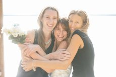 Adoptive Family Photo: Nikki and Her Sisters, click to view bigger version
