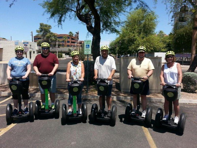 Segway Tour in Arizona