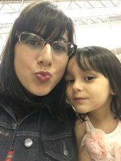 Adoptive Family Photo: Mommy & Daughter Selfie!, click to view bigger version