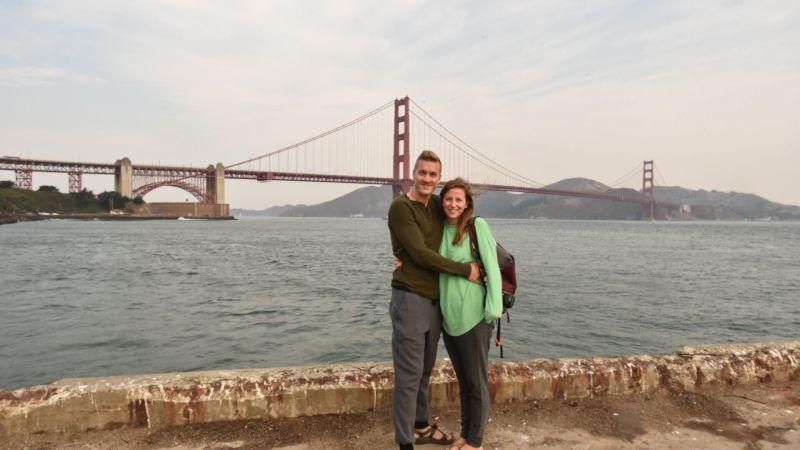 Adventure in San Francisco