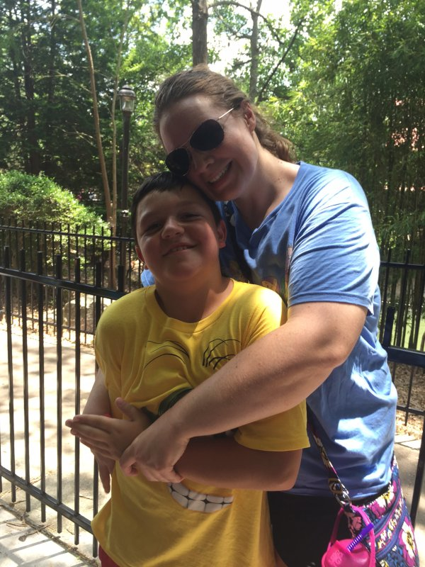 Hugs from Aunt Stephanie