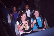Adoptive Family Photo: Run on a Rollercoaster, click to view bigger version