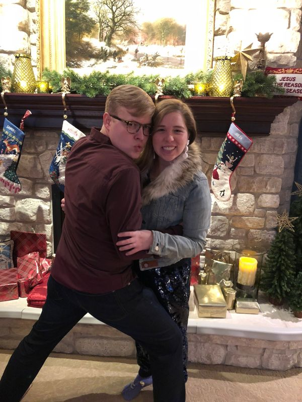 Silliness at Christmas