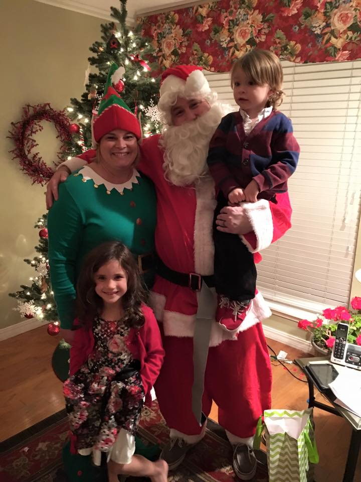 Holiday Fun with Our Niece & Nephew
