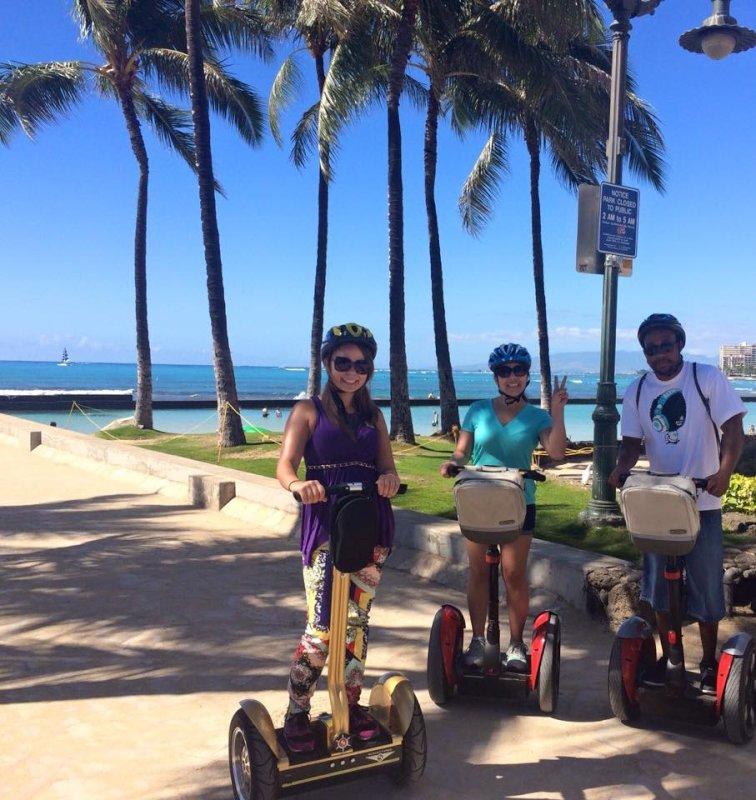 Segway Tour of Waikiki